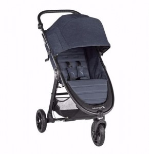 WÓZEK SPACEROWY BABY JOGGER CITY MINI GT2 CARBON